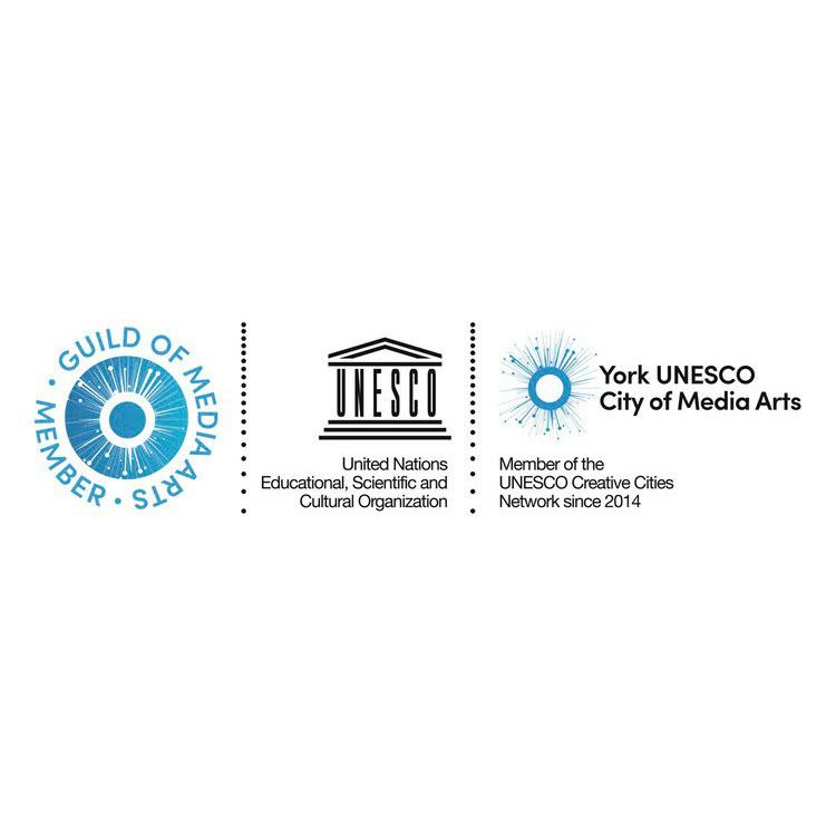 Guild of Media Arts, UNESCO Logo