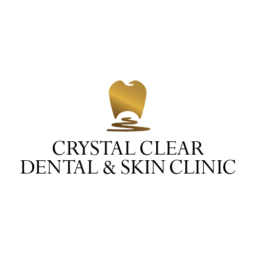 Crystal Clear Dental Logo