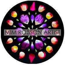 Mim Robson Artist Logo